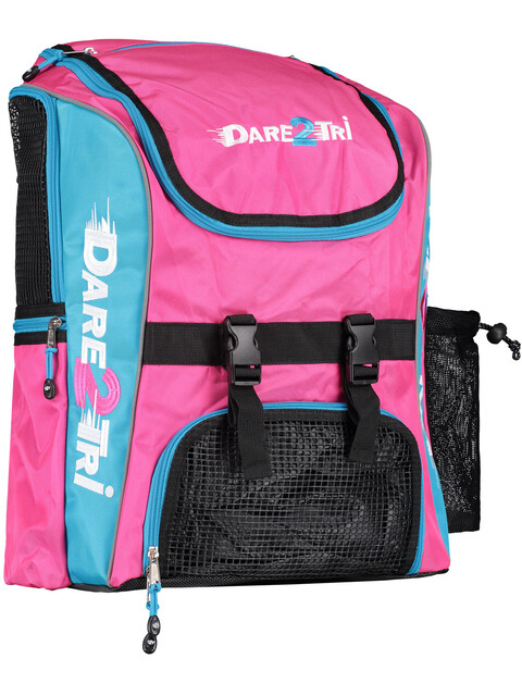 Dare2Tri Transition Zwem- en Tri Transition rugzak 33l roze